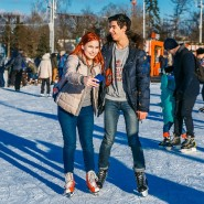 Акция «Студенческая зима» на ВДНХ 2020 фотографии