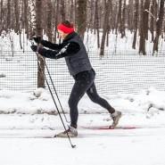Лыжная трасса в парке «Сокольники» 2019/2020 фотографии