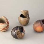 Выставка «Метаморфозы земли: японская неглазурованная керамика якисимэ» фотографии