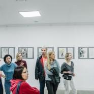 Выставка «Московские характеры» фотографии
