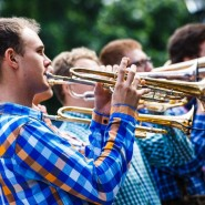 Фестиваль духовых оркестров на ВДНХ 2018 фотографии