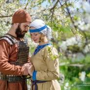 Выставка «Образ средневековой женщины. Из истории русского города XI-XVII столетий» фотографии
