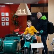Осень в Музее автомобильных историй фотографии