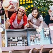 День мороженого в ГУМе 2018 фотографии