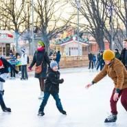 Зимние каникулы 2016 в Парке Горького фотографии