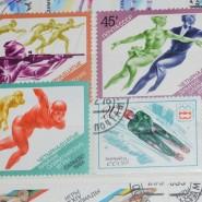 Выставка «Искусство почтой» фотографии