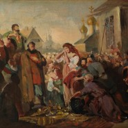 Выставка «Подвиг Ивана Сусанина. История одной картины» фотографии