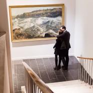 Выставка «Поэтика рубежей. Эстонское искусство 1918‒2018» фотографии