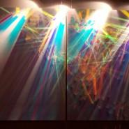 Выставка «Нестрашные сказки. Художественное стекло Юлии Мерзликиной» фотографии