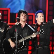 Концерт группы Green Day 2021 фотографии
