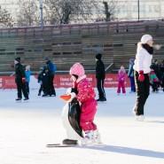 Открытие зимнего сезона в парках Москвы 2019 фотографии