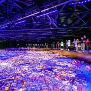 День рождения павильона «Макет Москвы» на ВДНХ 2018 фотографии