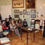 Акция «Ночь в музее» в музее Л.Н. Толстого 2019 фотографии