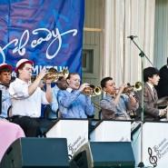 Фестиваль «Джаз в Саду «Эрмитаж» фотографии