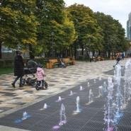 Парк имени Святослава Федорова фотографии