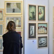 Фестиваль книжной иллюстрации и визуальной литературы «Морс» 2020 фотографии