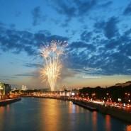 Салют на День города Москвы 2015 фотографии