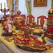 Выставка «Деревянное золото Хохломы» фотографии