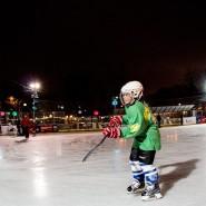 Школы фигурного катания и хоккея в парках 2015 фотографии