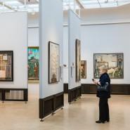 Выставка «Художник Никич. Мир внутри и жизнь снаружи» фотографии