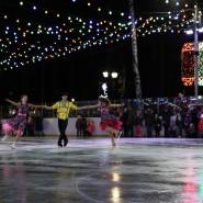 Открытие зимнего сезона в Бабушкинском парке 2016 фотографии