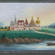 Выставка «Из истории деревянного дворца» фотографии