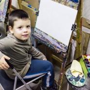 Выставка архитектурной детской студии «Кисель» фотографии