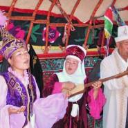 Концерт кыргызской музыки на ВДНХ фотографии