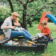 Презентация книги «Nordic Dads: 14 историй о том, как активное отцовство меняет жизнь детей и их родителей» фотографии