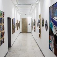 Выставка «Олег Ланг. В парке Чаир» фотографии