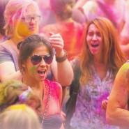 Фестиваль красок «ColorFest» фотографии