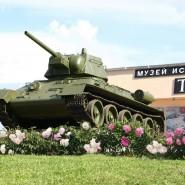 Броне-фест в музее «История танка Т-34» 2019 фотографии