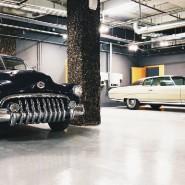 Выставка ретроавтомобилей в Парке Горького 2019 фотографии