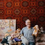 Выставка «Жизнь игрушек» фотографии