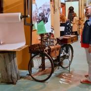Выставка «Вся жизнь в одном велосипеде» фотографии