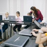 Бесплатный мастер-класс по программированию для детей в Алгоритмике фотографии