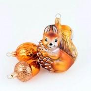 Выставка«Хрупкое чудо на новогодней елке» фотографии