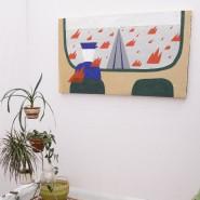 Выставка «Стены помогают» фотографии