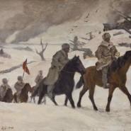 Виртуальная выставка «Животные на фронтах войны» фотографии