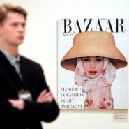 Выставка «Культовые обложки журнала Harper's Bazaar» фотографии