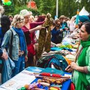 День независимости Индии в «Сокольниках» 2017 фотографии