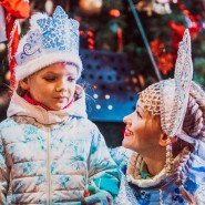 Новогодняя ночь 2020 в Москве фотографии