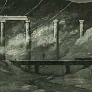 Выставка «Покорение Енисея. Графика шестидесятников» фотографии
