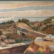 Выставка «Головой о стену. Живопись и графика Б.А. Голополосова 1920–1930-х годов» фотографии