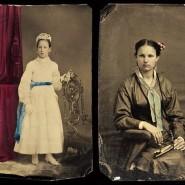 Выставка «Больше, чем фотография: Американский тинтайп» фотографии
