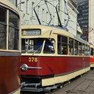 Праздничный парад трамваев 2019 фотографии