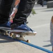 Скейт-площадки в парках Москвы 2020 фотографии
