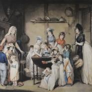 Выставка «Великолепный век гравюры» фотографии