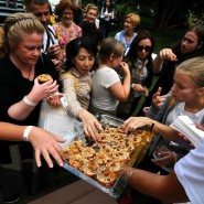 Гастрономический фестиваль «Кухни России и стран СНГ» фотографии