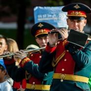 Сезон концертов «Военные оркестры в парках» 2018 фотографии